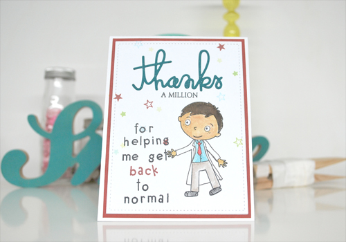 Sample Thank-You Letter to Doctor