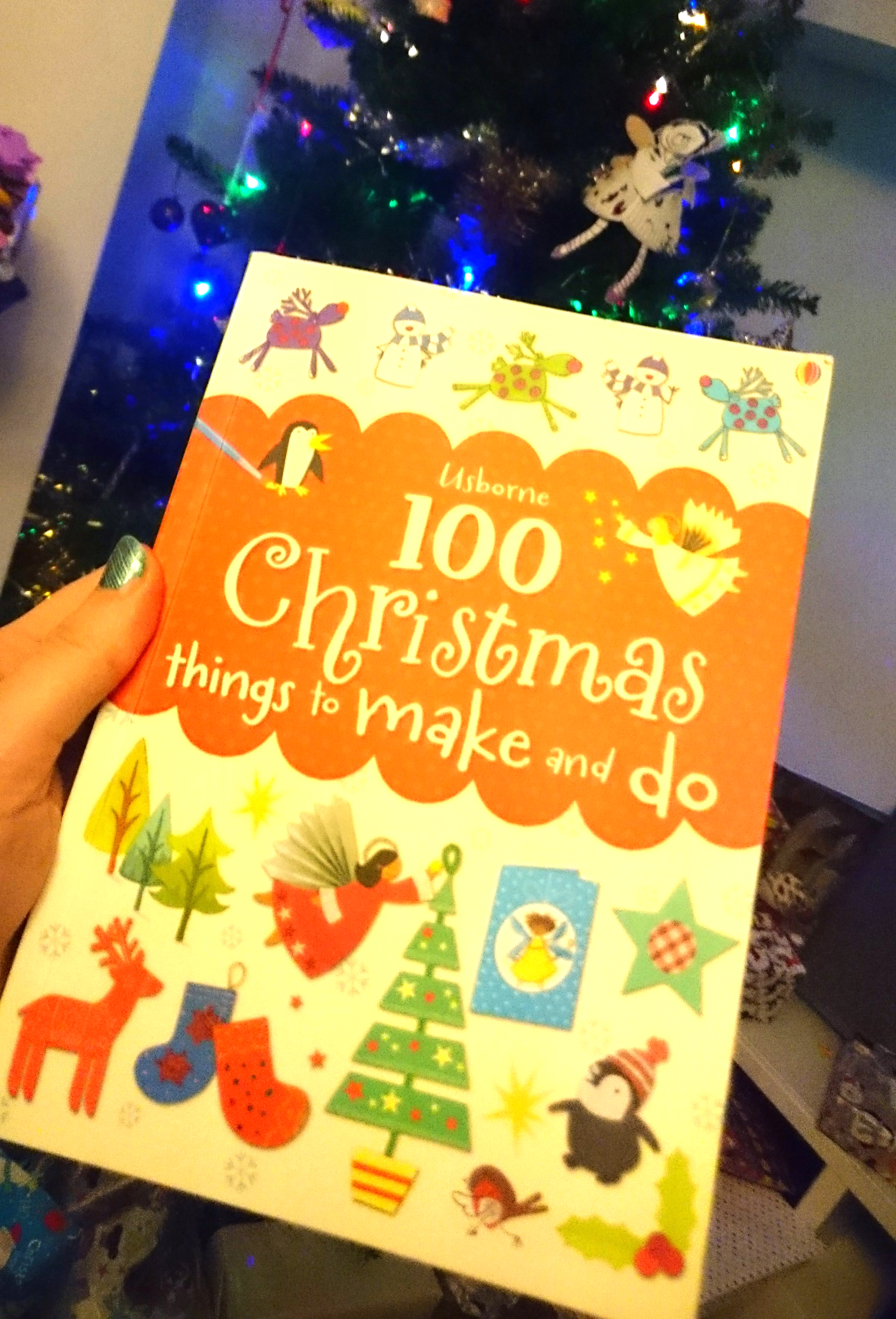 HHC Christmas Craft book for kids