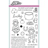 Heffy Doodle Lucky Friends stamps